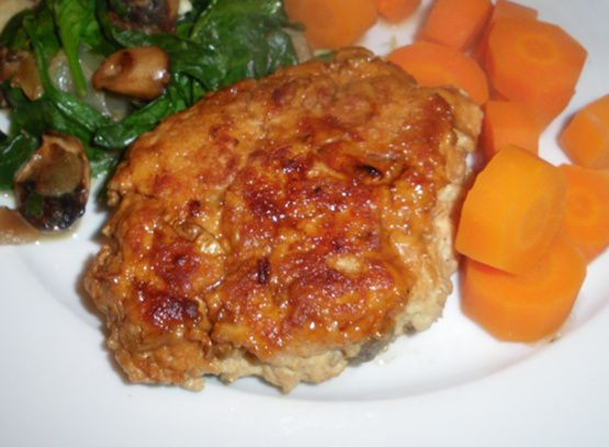 Make and share this Ground Chicken Ranch Burger recipe from Food.com.
