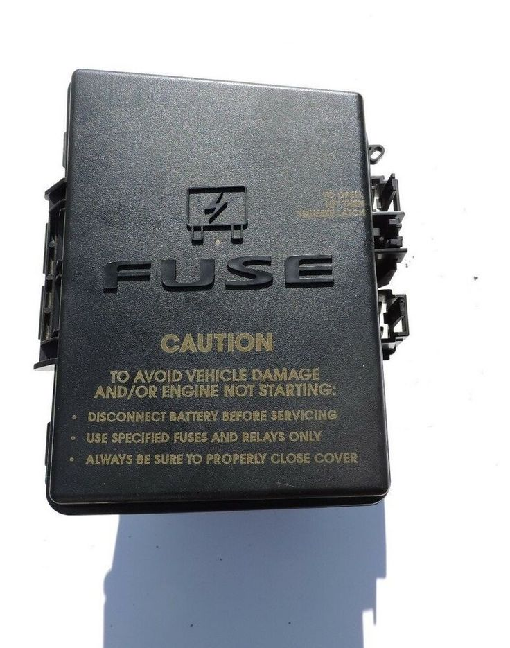 2004 pacifica fuse box 04 pacifica fuse box 04 05 chrysler pacifica totally integrated power module ... #5