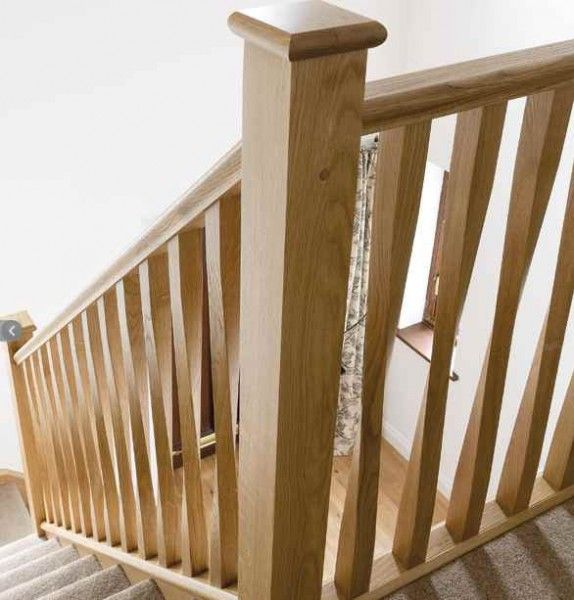 Beautiful Interior Staircase Ideas And Newel Post Designs: 17 Best Ideas About Stair Spindles On Pinterest