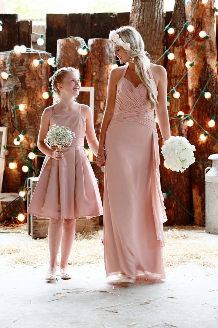 24 best bridesmaids dresses images on pinterest bridesmaid ideas super cute rustic barn inspiration from the amanda wyatt bridesmaid gown collection ombrellifo Images