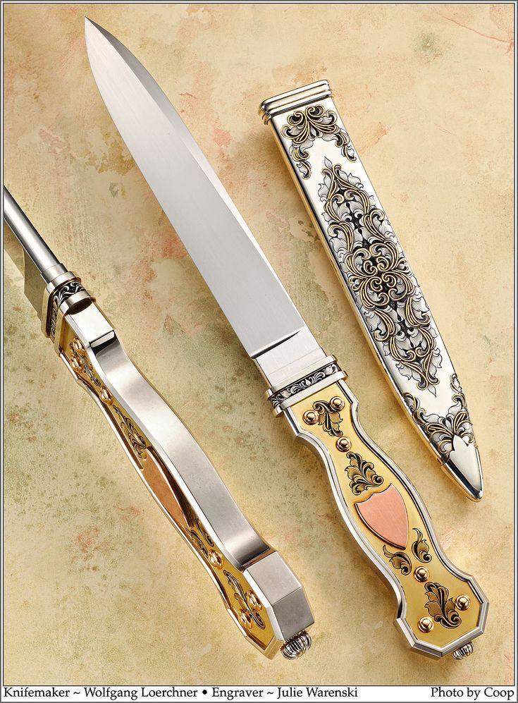 El yapımı Bıçaklar Fotoğraflar SharpByCoop • Galeri - Sayfa 23