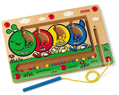 Magnetic Colorpillar Maze   Lakeshore learning, Preschool ...