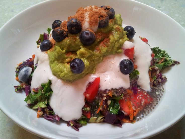 Ok Everyone! Here's some Vitality King Loven! This is a Delicious, Nutrient Dense Salad to incorporate into your Isagenix Program. All you need to add is your Favourite Protein Source.  I am a Vegetarian so I had a 2 scoop IsaPro shake before I devoured this dish. Another vegetarian Option is to whip up a Fluffy 3-5 egg omelette using only 2 Yolks, 1/2 a cup of spring water, 1 tablespoon of olive oil & a sprinkle of Pink Himalayan rock salt. For those of you who eat meat then you could serve…