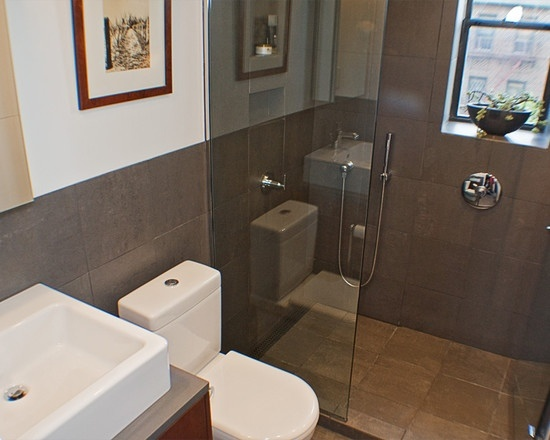Modern fixtures are a must