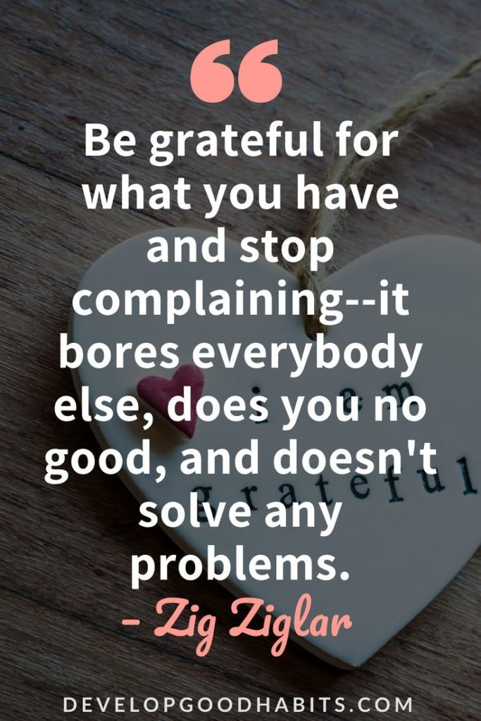124 Best Gratitude Quotes and Sayings to Inspire an Attitude of Gratitude – Liz Buckton