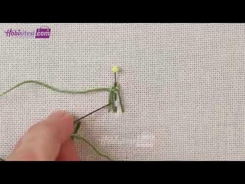Dokuma Yaprak   Berrin Şengöz ile Teknikler   Hobi Sitesi - YouTube