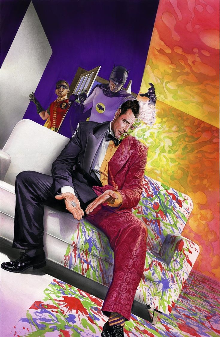 Not Pulp Covers • comicblah: Batman '66: The Lost Episode #1 cover by Alex Ross