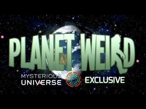 Planet Weird.  A web series centering around not just Bigfoot, but other unexplained mysterious and general weirdness.  Starts this summer.  This is a clip from the Bigfoot episode, featuring Dallas Gilbert and Wayne Burton from the documentary Not Your Typical Bigfoot Movie.