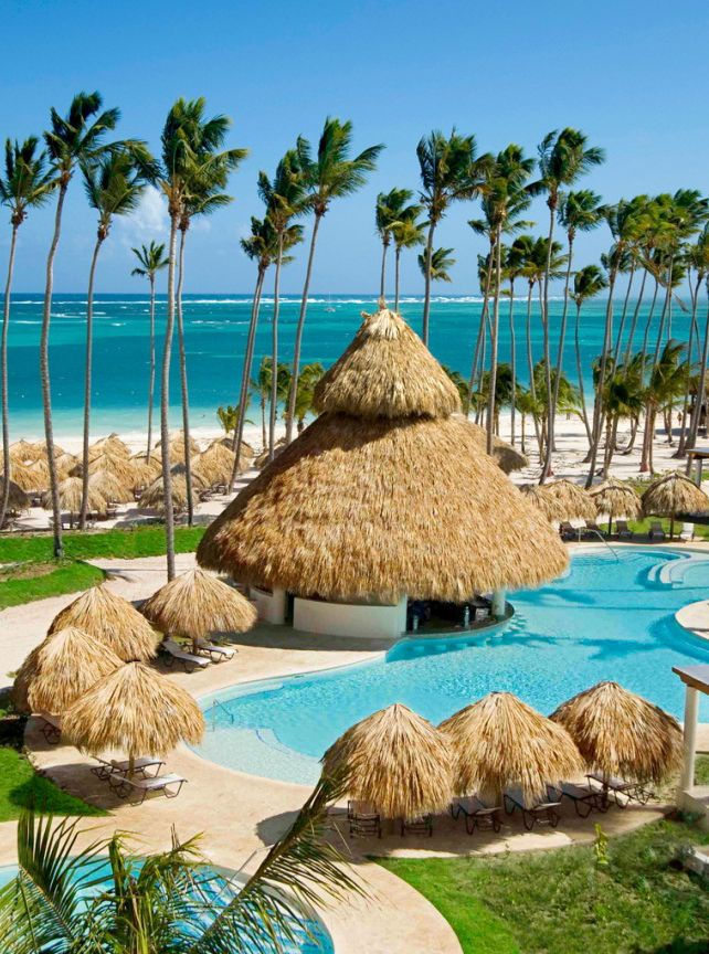 Secrets Royal Beach Resort in Punta Cana, Dominican Republic.