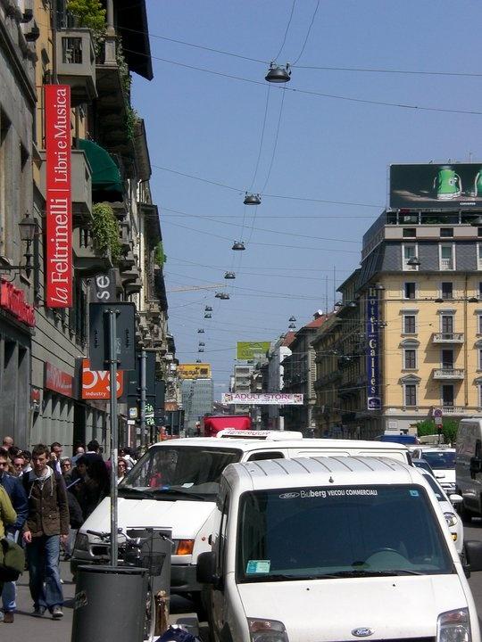#Milano - corso buenos aires