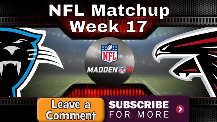 Carolina Panthers @ Atlanta Falcons | Week 17 | Madden NFL 18 Gameplay )#ps4share #Ps4live #nfs #gta5 #Battlefield1 #YoutubeGaming‏ #PS4Live #YouTubeVideo #Battlefront2 #Madden18 #livestream #NeedForSpeedPayback #AssassinsCreedOrigins #CODWW2 #NBA2K18 #livegamer #destiny2 #twitch #gaming #gamer #RainbowSixSiege #rainbow6 #R6S #siege #gameplay #gamingchannel #nfl #ps4pro #elgatogaming #GamersUnite #YouTubeVideo