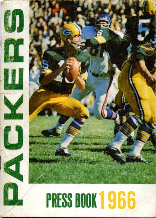 Green Bay Packers win Super Bowl I, January 15, 1967.  It's a bit of a stretch date-wise, but we couldn't talk about 1966 in Wisconsin and leave out the Packers! In January 1967, the Green Bay Packers, led by head coach Vince Lombardi, capped off a stellar 1966 season by beating the Kansas City Chiefs in the first-ever AFL-NFL World Championship Game, later known as the Super Bowl.  via: Turning Points in Wisconsin History, Wisconsin Historical Society