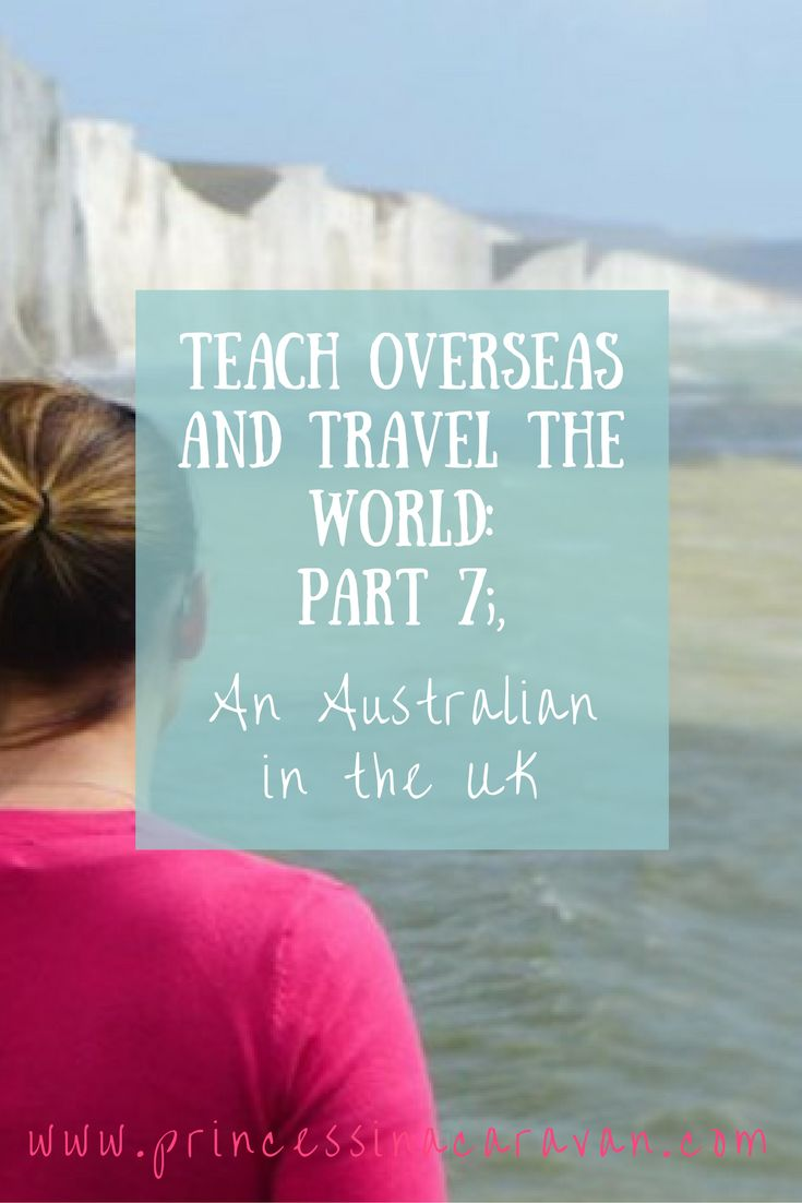 Have you ever wondered what teaching overseas is like? Click through to see how an Australian is getting on teaching in the UK.
