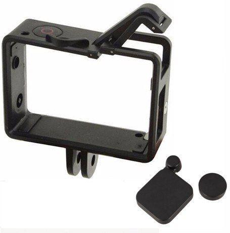 frame andfr-301 gopro hero 3 3+ 4 + protetor lente