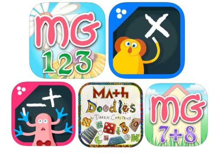 5 App per imparare (o ripassare) la matematica
