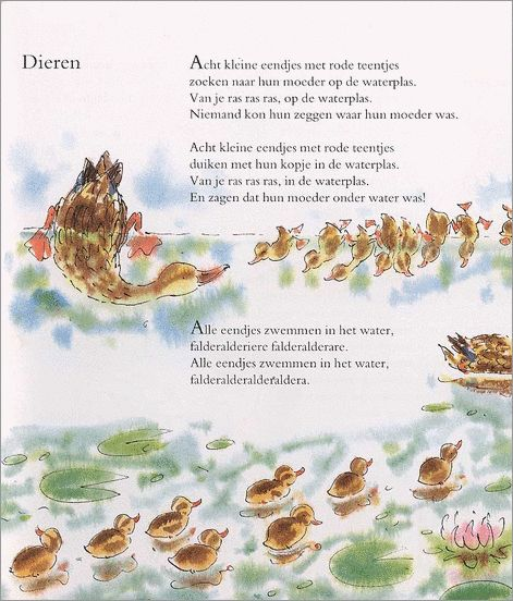 Pietertje Pet - Eendjes voeren