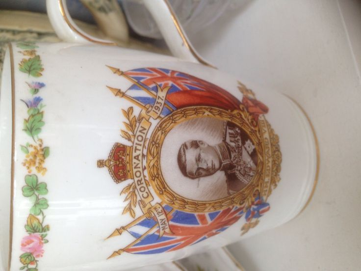 Edward VIII proposed Coronation Ceramic Mug from 12/5/1937 $25+post or pickup Sydney for sale ceramic Royal Family Collectable