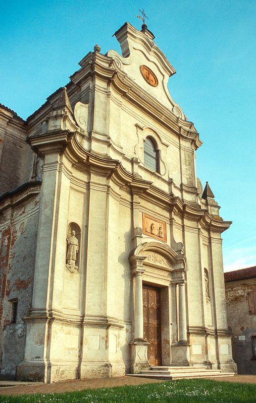 Chiesa di San Giorgio Martire, Sabbioneta