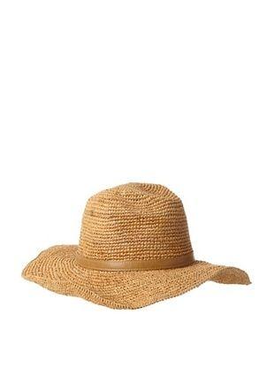 47% OFF Straw Studios Women's Raffia Hat, Brown