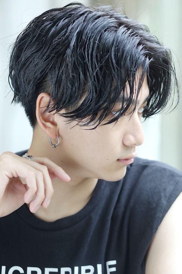 オシャレミディアム メンズ 髪型 Lipps 表参道 Mens Hairstyle