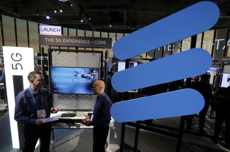 Ericsson (ERICb.ST) has ditched its goal of winning more clients beyond the telecoms industry to refocus on selling networks to mobile phone companies in a move to cut costs and halt a dramatic fall in its share price.
