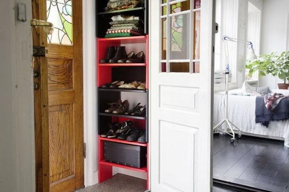 the new ikea shoe rack