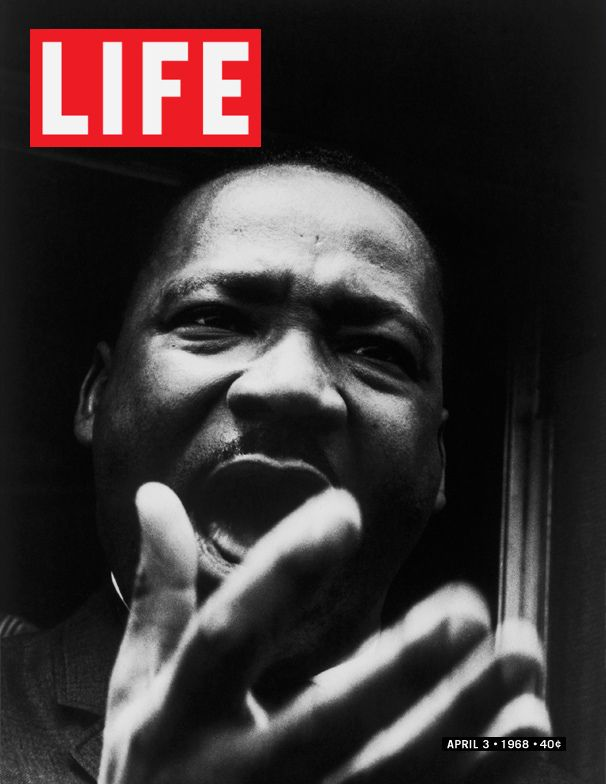 MLK - I think this was the most moving black icon ever - his blackness + Selma marcher' revenge - / + Obama - move me to expect a total sell out of the greatest country ever! 'Al!'