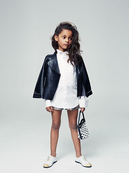 Esperanza Moya: Photography » Telva Kids #18 • Zoe