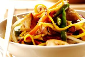 Chicken chow mein - Joff Lee/Photolibrary/Getty Images