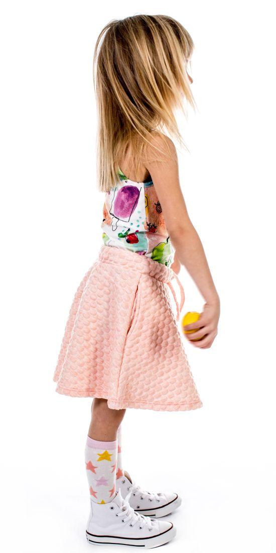 Nederdel - Peaches01