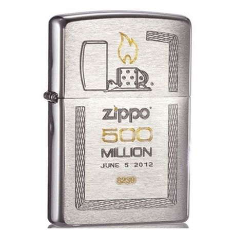 Bật lửa Zippo USA 500 Million 45.980 - Mã SP: Z016a