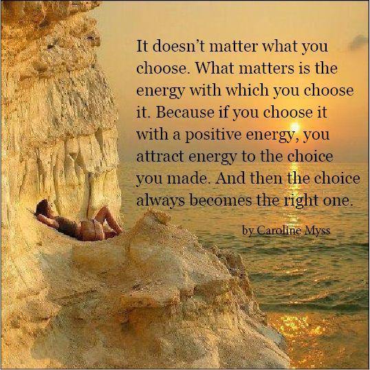 Caroline myss quote inspiration et motivation pinterest you