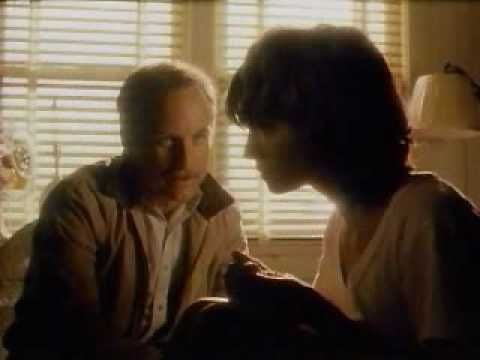 "Richard Dreyfuss and Holly Hunter in ""Always"" 1989 Movie Trailer -- ""It's not the dress ... it's the way you see me."" (Dorinda Durston)"