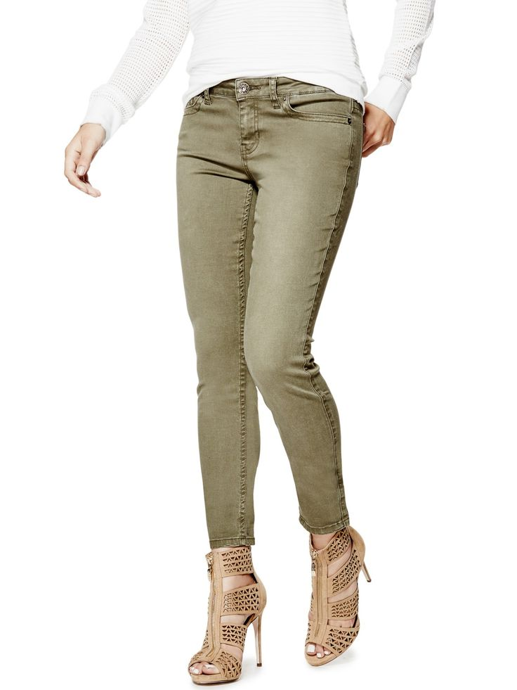 Cynthiam Colored Skinny Jeans