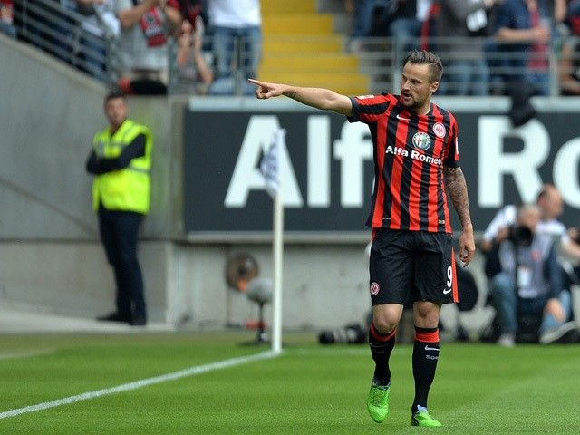 Report: Aston Villa monitoring Eintracht Frankfurt striker Haris Seferovic