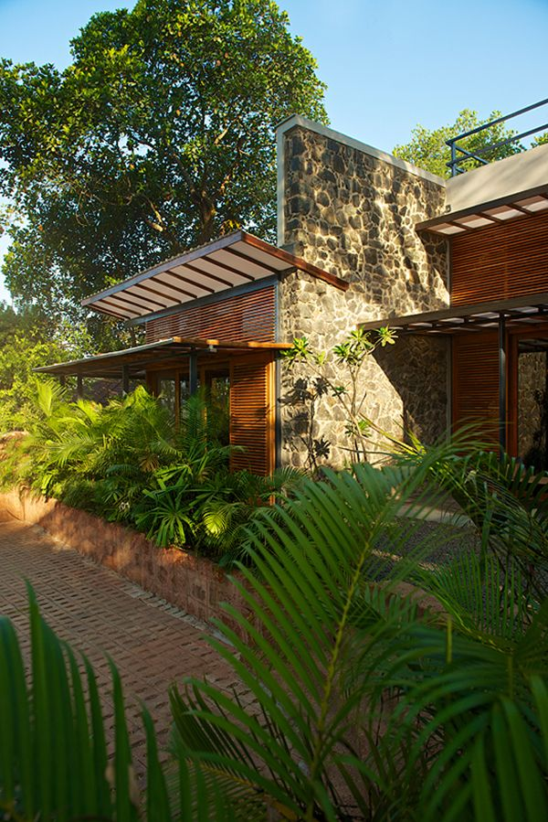 Stylish Eco Friendly Home In Harmony With Nature