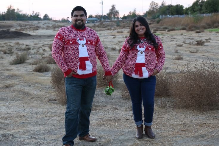 Couples Christmas/first married Xmas