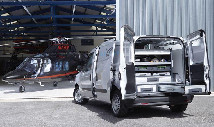Zariadenie servisných vozidiel Bott