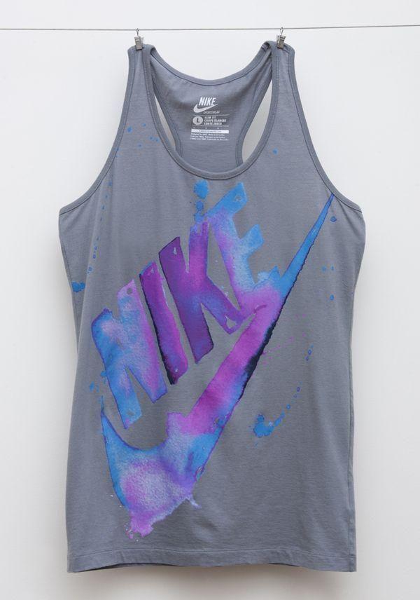 Nike Women's Global Tees by Karen Kurycki @ http://www.FitnessGirlApparel.com