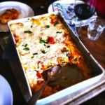 Geweldige cannelloni met spinazie en ricotta