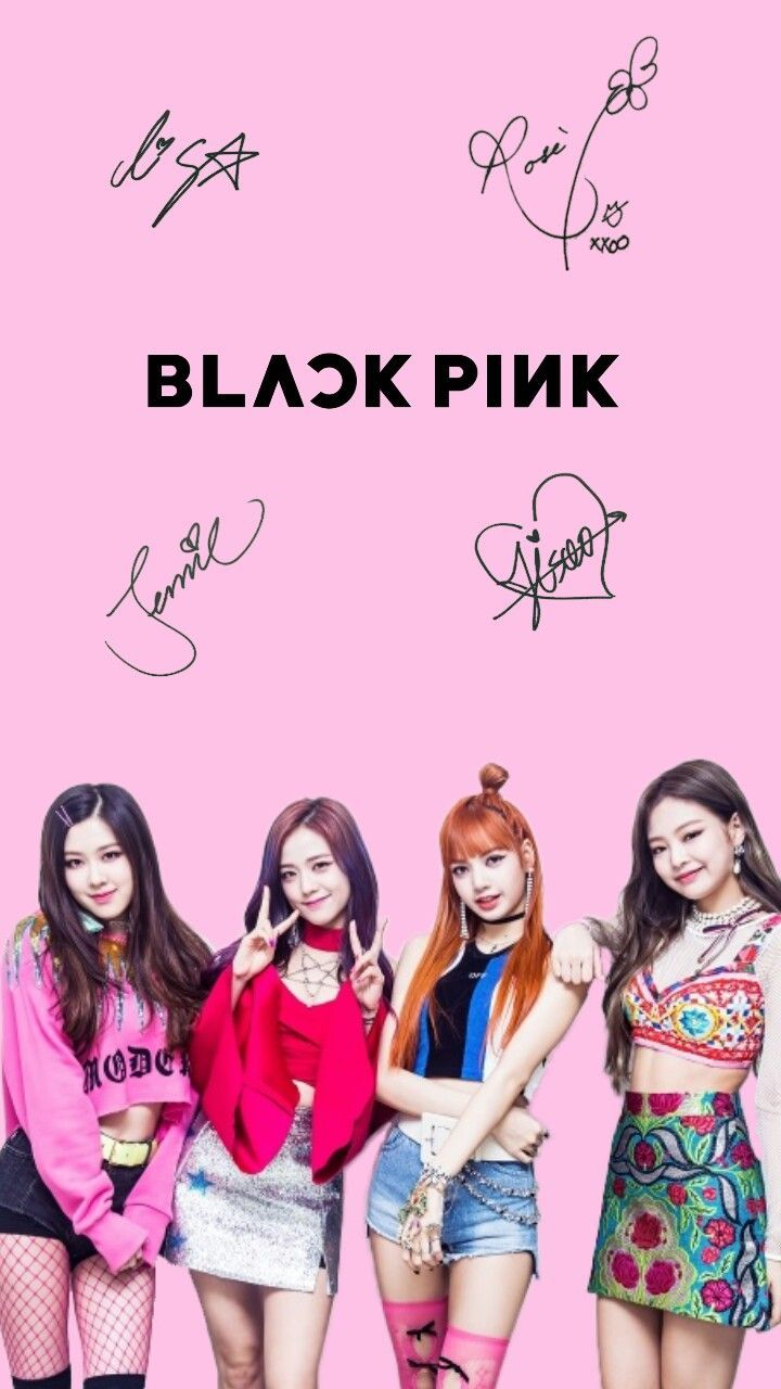 Blackpink Wallpaper Image By Park Sah Rah Pics In 2019