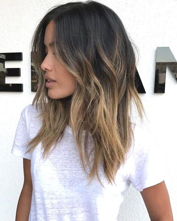 Sunkissed Hair – One Week at the beach