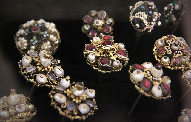 Hungarian 18th century jewellery | Flickr - Photo Sharing!