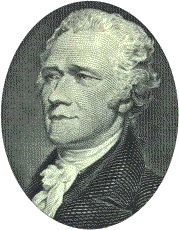 """Alexander Hamilton was a rat from the get go. His real name was Alexander Levine; the son of a Jew named John Michael Levine and a mulatto named Rachel Faucitt. Alex was stigmatized as a """"bastard"""" rather than acknowledge his Negro and Jewish ancestry. That's why Aaron Burr killed him in a duel because Burr constantly chided Hamilton and finally slapped him in the face with his gloves that started the duel. He (Hamilton) was the one that cajoled Washington into accepting the First Bank of…"""