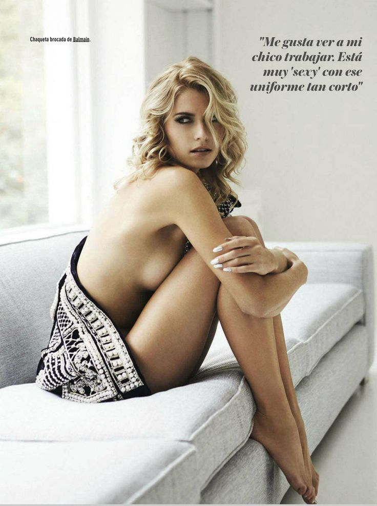Fifa World Cup 2014 Brazil: DE player Sami Khedira's girlfriend German model Lena Gercke in GQ Esp. cover 2012-12 photographed by John Russo • http://www.magxone.com/gq/lena-gercke-gq-spain-december-2012 • wiki: http://en.wikipedia.org/wiki/Sami_Khedira
