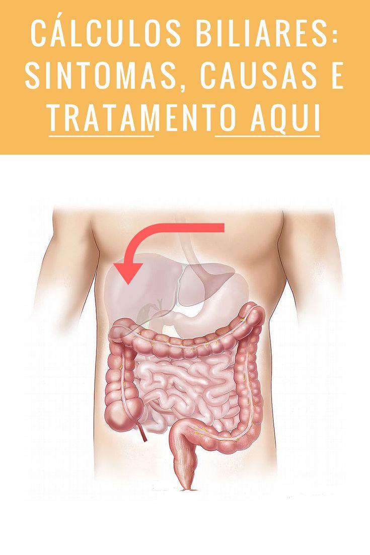 CÁLCULOS BILIARES: Depósito de substâncias na vesícula biliar, causando desequilíbrio neste pequeno órgão localizado no fígado.