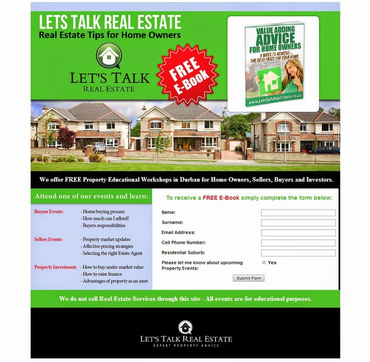 Little Blackbird Design Studio: #Website Design for Let's Talk Real Estate