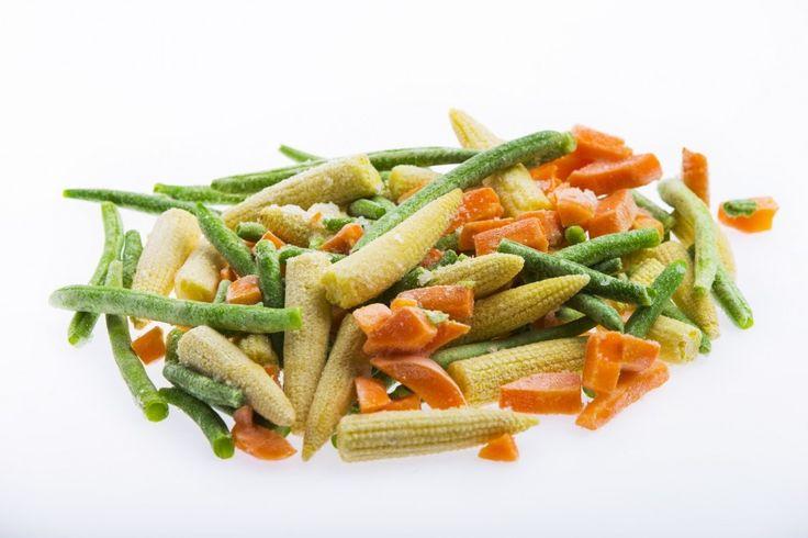 Derfor bør du fryse grønnsakene | forskning.no