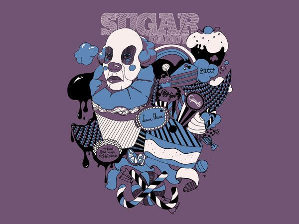 Sugar Daddy on Behance