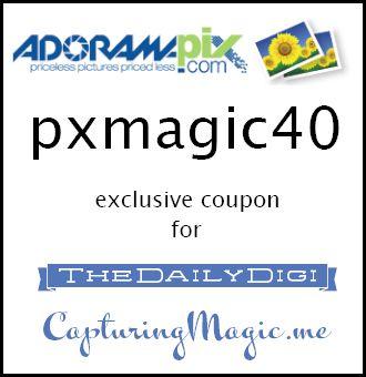 Discount coupons for adoramapix